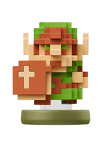 amiibo 8-bit Link The Legend of 30th Anniversary