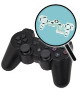 PlayStation 3 Repairs: Controller Repair Service