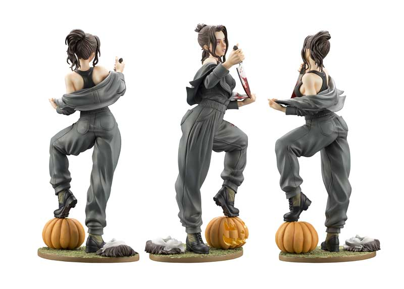Halloween Michael Myers Bishoujo Statue additional angles