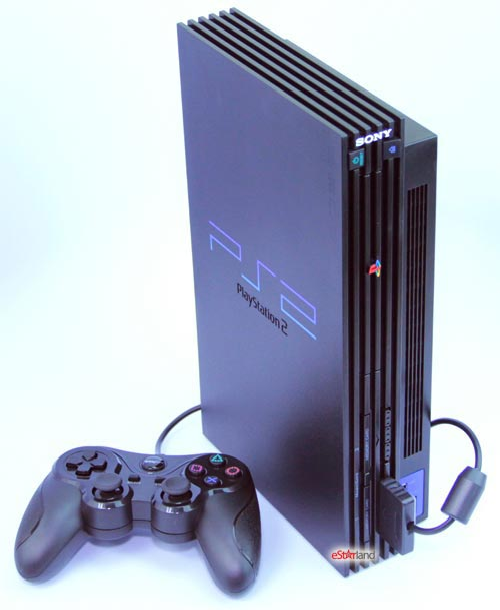 Sony Playstation 2 Refurbished System