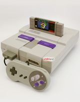 Super Nintendo & Super Mario World Bundle