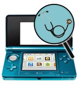 Nintendo 3DS Repairs: Free Diagnostic Service