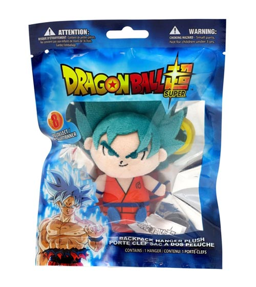 Dragon Ball Super Plush Hangers Mystery Box