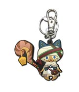 Monster Hunter Generations Beruna PVC Keychain