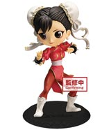 Street Fighter: Chun-Li Q-Posket Figure Red Version