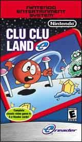 Clu Clu Land 5 e-Reader Cards