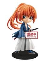 Rurouni Kenshin: Meji Swordsman Battousai Himura Q-Posket Figure