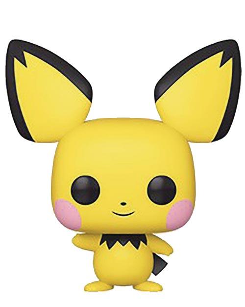 Pop Games Pokemon Pichu Vinyl Figure