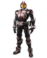 Kamen Rider Faiz SIC Colosseum Competition Action Figure