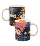 Sanrio x Naruto 16 oz Ceramic Mug