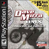 Dave Mirra Freestyle BMX Remix
