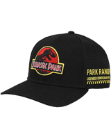 Jurassic Park Ranger Pre-Curved Snapback Hat