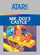 Mr. Do!'s Castle