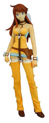 Burst Angel: Meg PVC Statue