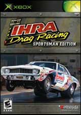 IHRA Drag Racing Sportsman Edition