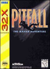 Pitfall: The Mayan Adventure / 32X