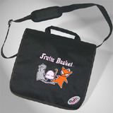 Fruits Basket Yuki, Riceball and Kyo Messenger Bag