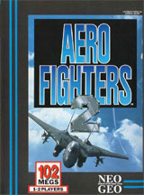 Aero Fighters 2 Neo Geo AES