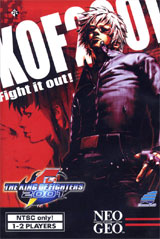 King of Fighters 2001 Neo Geo AES