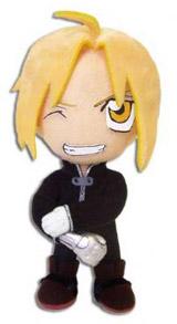 Fullmetal Alchemist Edward Elric 8