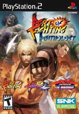 Art of Fighting Anthology