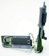 Halo 3 Shotgun PVC Keychain