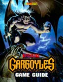 Gargoyles Official Strategy Guide Book