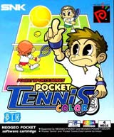 Pocket Tennis NeoGeo Pocket Color