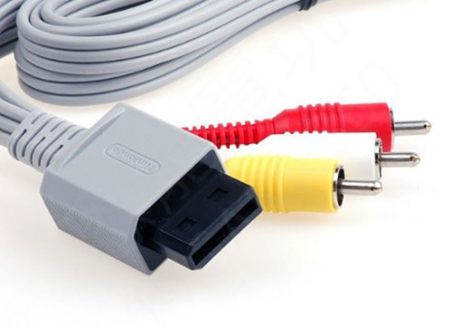 Nintendo Wii AV Cable by Nintendo