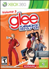 Karaoke Revolution Glee: Vol. 3 Bundle