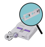 Super Nintendo Repairs: Power Input Jack Replacement Service