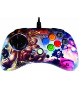 Xbox 360 Street Fighter X Tekken Fight Pad SD Poison & Hugo vs King & Marduk