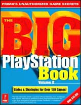 Big PlayStation Book Volume 2 Strategy Guide