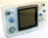 Neo Geo Pocket Handheld System - Clear