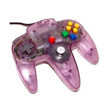 N64 Controller by Nintendo (Atomic Purple)