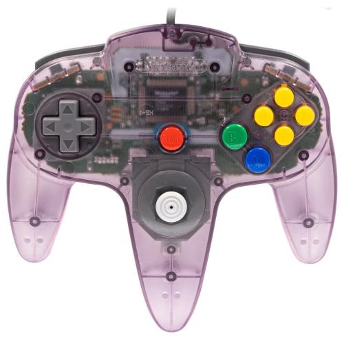 N64 Controller by Nintendo (Atomic Purple)