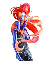 DC Comics Starfire 8