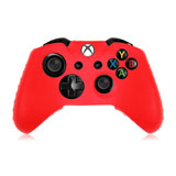 XBox One Controller Silicone Sleeve Red