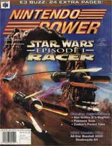 Nintendo Power Volume 120 Star Wars: Episode 1 Racer