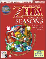 Legend of Zelda: Oracle of Seasons / Ages Strategy Guide