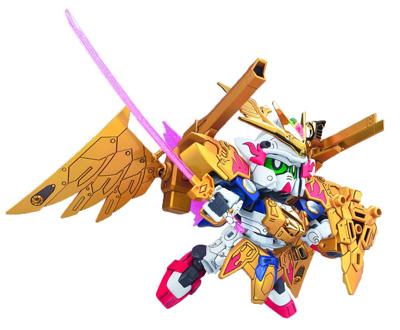 Gundam Converge: EX Musha Gundam Figure
