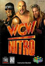 WCW Nitro (Instruction Manual)