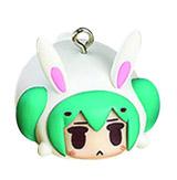 Hatsune Miku Animal Charm Straps