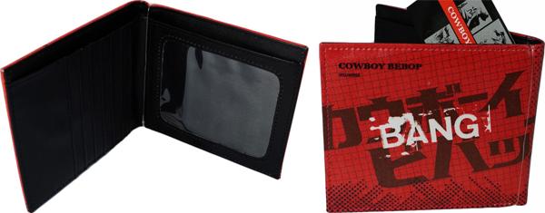 Cowboy Bebop: Spike Spiegel Bi-Fold Wallet