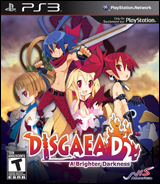 Disgaea D2: A Brighter Darkness Limited Edition
