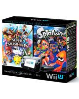 Nintendo Wii U Smash Splat Deluxe Set
