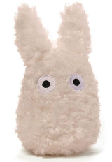 My Neighbor Totoro White Totoro 5 Inch Plush