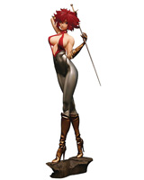 Cutie Honey Cutie Soft Bust 1/7 Scale Figure