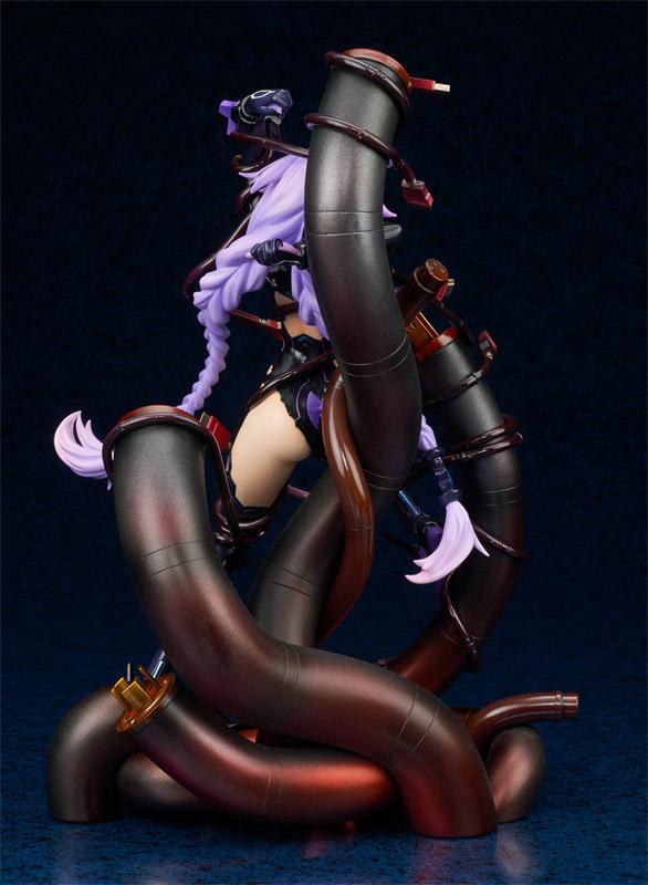 Hyperdimension Neptunia: Purple Heart 1/8-Scale PVC Figure Back