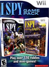 I Spy: Game Pack